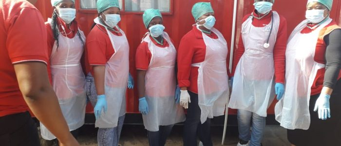 YIM Organisation Coronavirus Screening